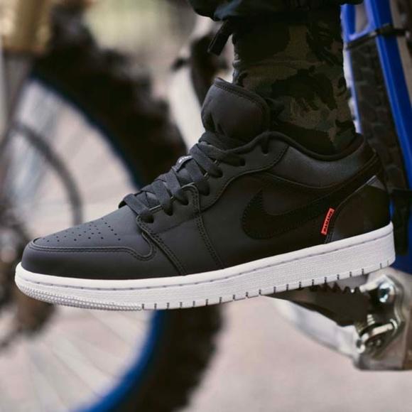 Air Jordan 1 Low PSG Men's Shoes